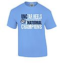 Youth 2017 National Champs Distressed Block Ram T (CB)