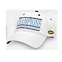 2017 National Champs CHAMPIONS Bar Hat (White)