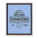 2017 National Champions Throw Blanket