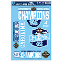 2017 National Champions Multi-Use 4 Decal Sheet