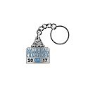 2017 National Champions Pewter Key Chain