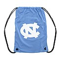 Carolina Blue Jersey Mesh String Bag