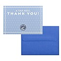 Polka Dot Thank You Notes set of 10