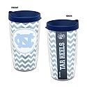 16 oz Chevron Insulated Tervis Tumbler (w/Lid)