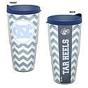 24 oz Chevron Insulated Tervis Tumbler (w/Lid)