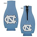 Carolina Blue Zippered NC Bottle Hugger