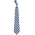 Collegiate Check Tie