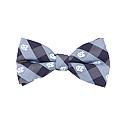 Collegiate Check Bow Tie
