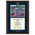 Campus Scene Diploma Frame in Brentwood