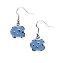 Carolina Blue NC DANGLE Earrings