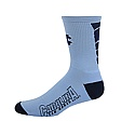 CB Hi Tech Cushioned Half Crew Sock with Tar Heels