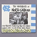 Tar Heel Born and Bred Ceramic Picture Frame