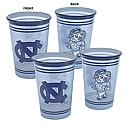 Set of 4 Souvenir Plastic Cups