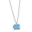 Carolina Blue Enamel NC Necklace