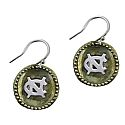 Antique NC Coin Earrings
