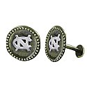 Antique NC Coin Cuff Links