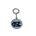 Circle NC PVC Key Chain