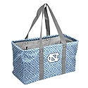 Diamond Pattern Picnic Caddy