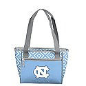 Diamond Pattern 16 Can Cooler Tote Bag
