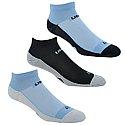 3 Pack Rush Low Cut Socks
