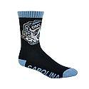 Navy Bolt Sport Sock
