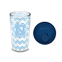 16 oz Chevron Insulated Tervis Tumbler with Lid