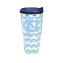 24 oz Chevron Insulated Tervis Tumbler with Lid