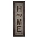 Framed HOME Wordmark Art