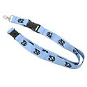 Reversible Repeating NC Lanyard