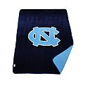 Reversible NC Velvet Fleece Blanket