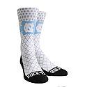 Quatrefoil and Polka Dot Socks