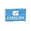 Classic NC over Carolina 3 x 5 Durawave Flag