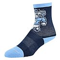 Supersize Rameses YOUTH Over the Calf Navy Socks