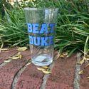 Beat Duke Pint Glass