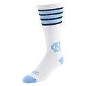 Knee Hi Game Time Socks (White)