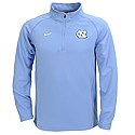 Kids' L/S Dri-FIT Elite 1/4-Zip Mock Pullover (CB)