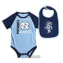 Infant Rookie Onesie and Bib Set (CB/Navy)
