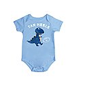 Infant Dino Fan Football Onesie (CB)