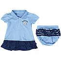 Infant Girls' Bella Ruffle Dress w/ Bloomers (CB)