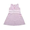 Kids' Highpoint Seersucker Dress (Pink)