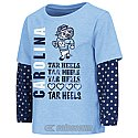 Toddler Girls' Super Cool Double-Layer T (CB)