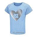 Toddler Girls' Heartbeat T (CB)