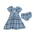 Toddler Captivate Flannel Dress wtih Bloomers (CB Plaid)