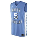 Nike #5 Authentic Basketball Jersey (CB)