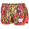 Juniors' Scrimmage Shorts (Neon Pink,Orange,Yellow/Charcoal)