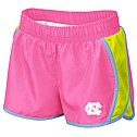 Youth Girls' Firecracker Shorts (Neon Pink)