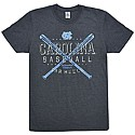 Tenth Inning Baseball T (Navy Heather)