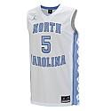 Nike Replica #5 Basketball Jersey (White)