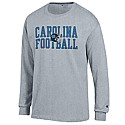 L/S Football Helmet T (Grey)