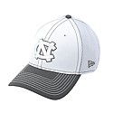 Neo 2Tone 39Thirty Mesh Hat (White/Storm Grey)